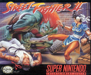 street fighterII