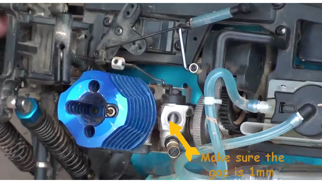 1mm gap carburetor