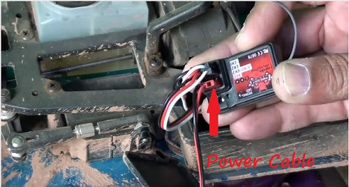 how to use the redcat dsm c ghz radio remote control and redcat receiver binding