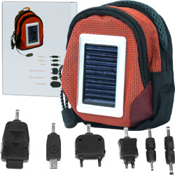 Mobile Phone Chargers - Solar Power Charging Case