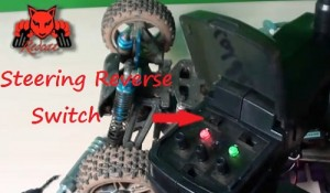 Redcat Racing Steering Reverse Switch