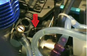 Carburetor gap idle speed