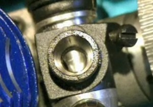 Carburetor gap on rc truck