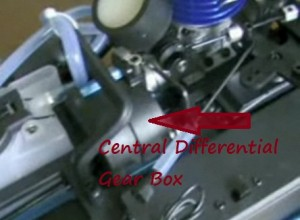 Redcat Racing Central Differential Gear Box