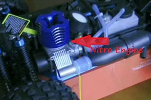 Redcat Racing Nitro Engine