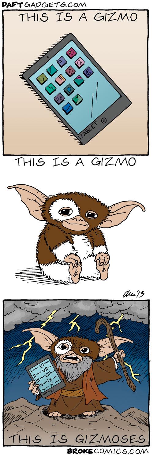 Gizmo, Gizmo, Gizmoses
